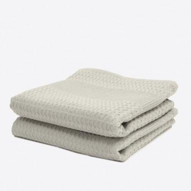 Waffle Kitchen towel set 2...