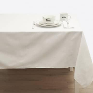 Cotton Tablecloth - Granite