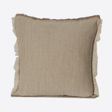 Cushion Cover - Flecos vison