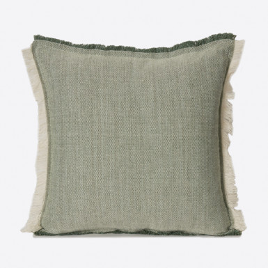 Cushion Cover - Flecos menta