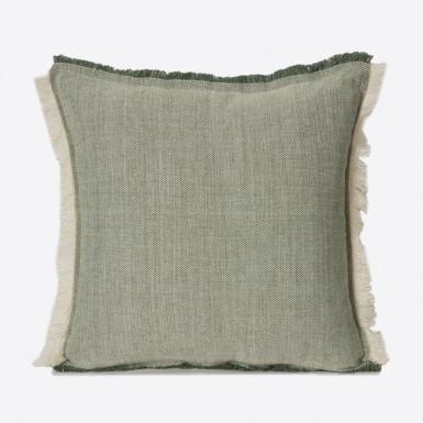 Cushion Cover - Flecos menta