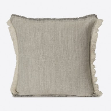Cushion Cover - Flecos perla