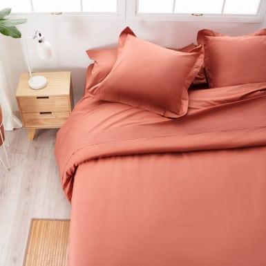 Cotton Flat Sheet - Basic Teja