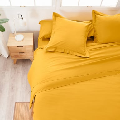 Cushion Cover - Basic Amarillo