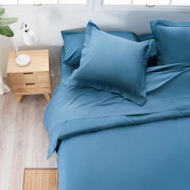 Cushion Cover - Basic Azul