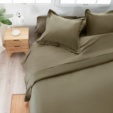 Cushion Cover - Basic Caqui