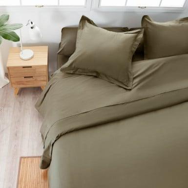 Cushion Cover - Basic Caqui