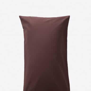 Pillow Cover - Basic Chocolate