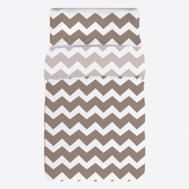 Sheets set 2 pcs - Zig Zag