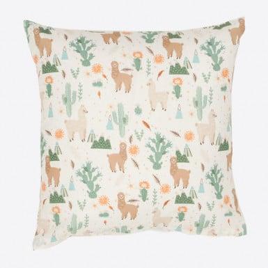 Cushion Cover - Llama