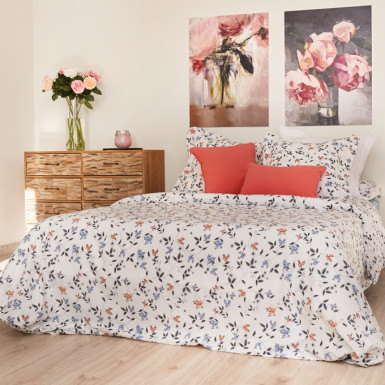 Cotton Duvet Cover Set 2...