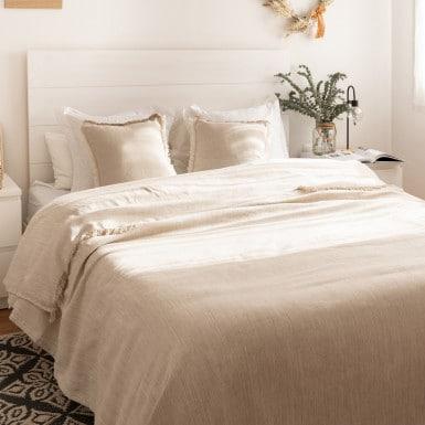 Bedspread - Flecos Piedra
