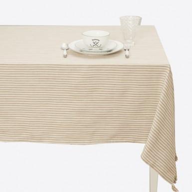 Rustic Tablecloth - Pals