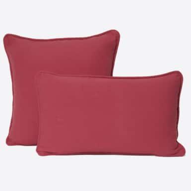 Cushion cover - Basic Granate