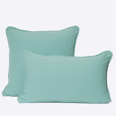 Cushion cover - Basic Turquesa