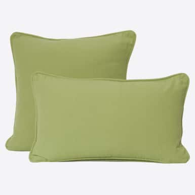 Cushion cover - Basic Pistacho