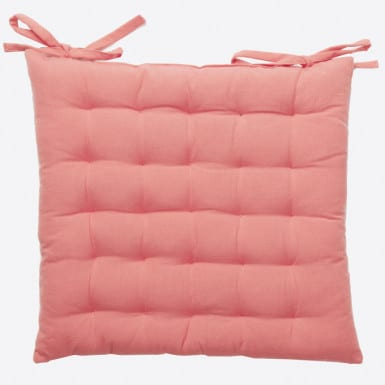 Chair Cushion - Basic Coral