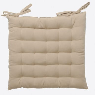 Chair Cushion - Basic Beige