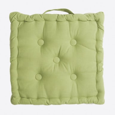 Box Cushion - Basic Pistacho