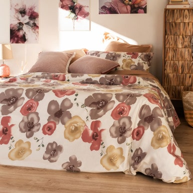 Duvet Cover - Cotton - Alma