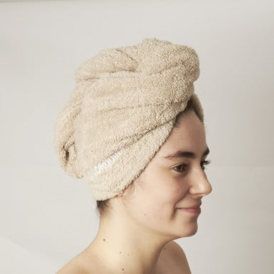 Terry Hair Towel - Basic...