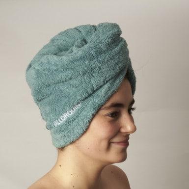 Terry Hair Towel - Basic...