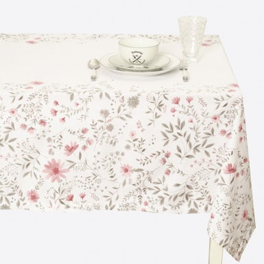 Cotton Tablecloth - Atelier