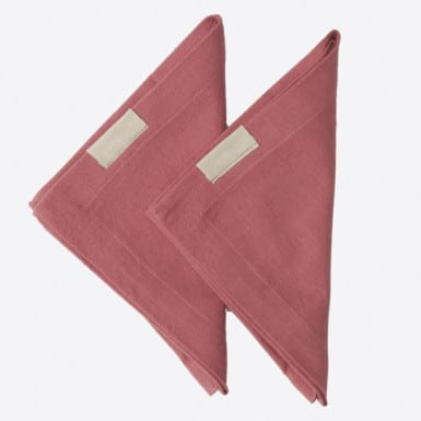 Cotton Set 2 napkins - Atelier