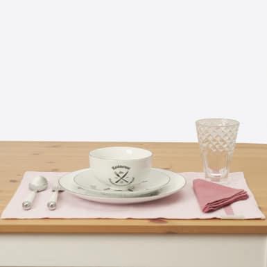 Place mat + 1 napkin - Atelier
