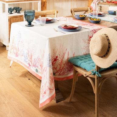 Cotton Tablecloth - Sirtaki