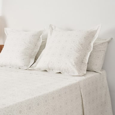 Cotton Flat Sheet - Talia