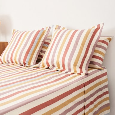 Cotton Flat Sheet - Martina