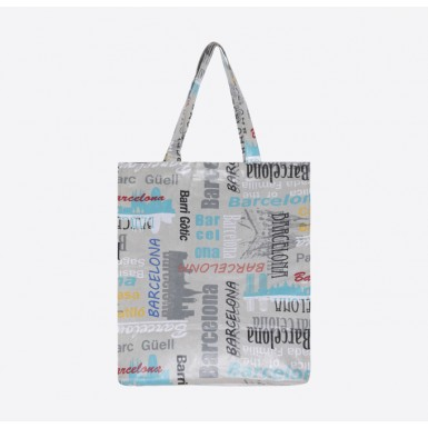 Totebag - Bcn Skyline