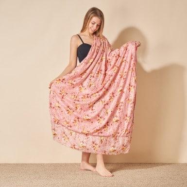 Towel Sarong - Flora