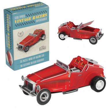 Puzzle - 3D Vintage Car
