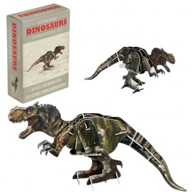 Puzzle - 3D T-Rex