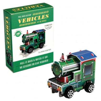 Kit - Fes el teu Tren de Vapor
