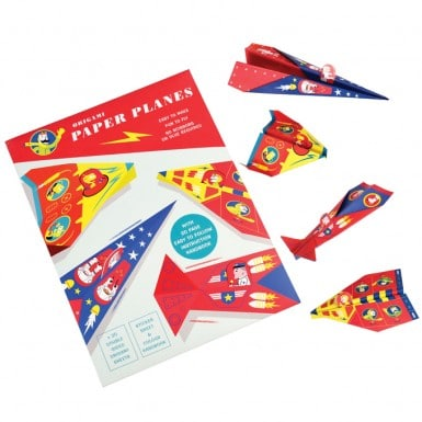 Kit - Origami Paper Planes
