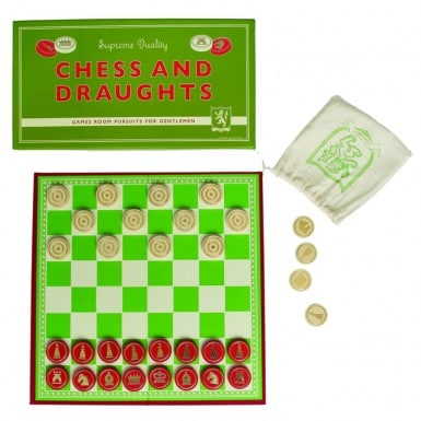 Game - Chess adn Draughts