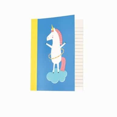 Notebook - Unicorn