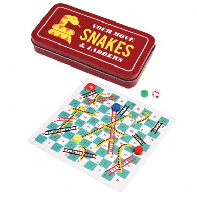 Travel Game - Snake