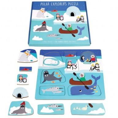 Puzzle - Polar Explorer