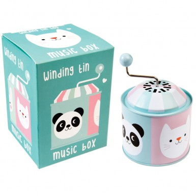 Music Box - Miko The Panda