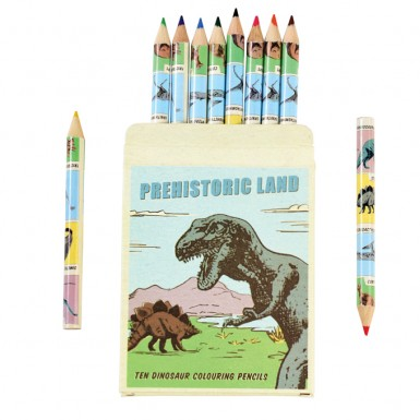 Pencil Case - Preshitoric