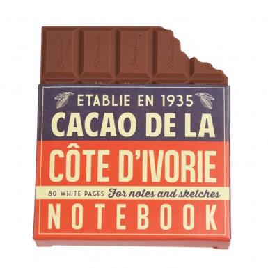 Libreta - Chocolate