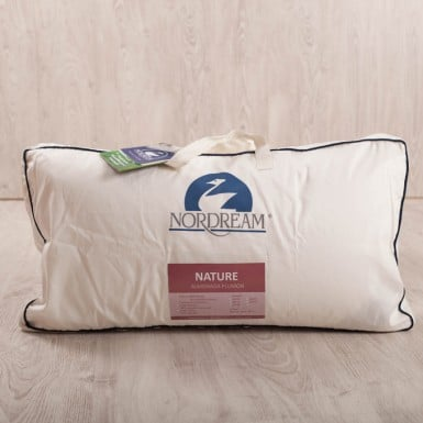 Feather Pillow - Nature