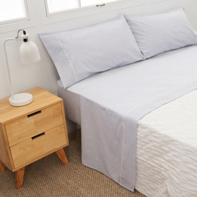Sheet Set 4 Pieces - Wanda