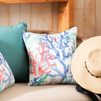 Cushion cover - Corales