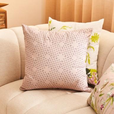 Cushion cover - Pespuntes