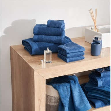 Bath Towel - Combed Cotton...
